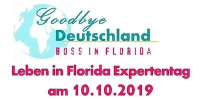 Leben in Florida - Expertentag - 10.10.2019