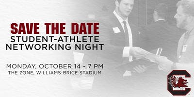 Networking Night, Student-Athlete Registration