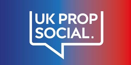 UK Prop Social Membership 2019/20 tickets