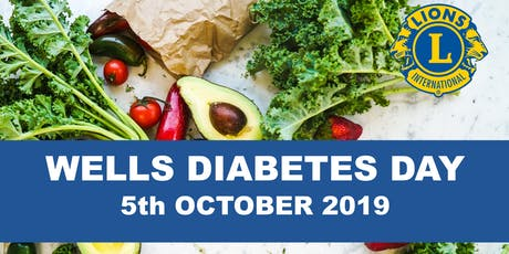 Wells Diabetes Day tickets