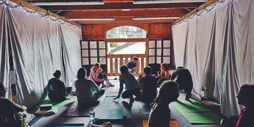 Soul Yoga Sessions at the Barn with Sweet As...