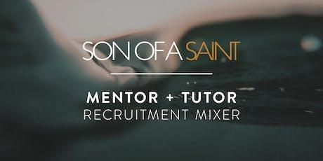Mentor + Tutor Recruitment Mixer tickets