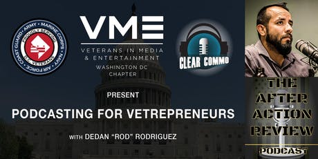 Podcasting for Vetrepreneurs tickets