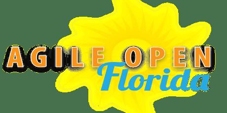 Agile Open Florida 2019 tickets