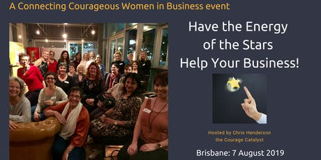 Have the Energy of the Stars Help Your Business! tickets