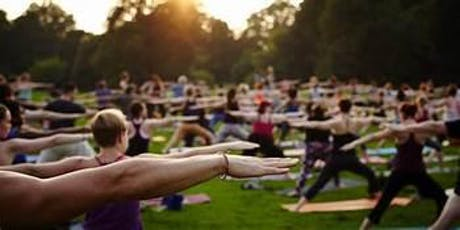 Big Brothers Big Sisters of Listowel and District Fundraiser: Sunset Yoga tickets