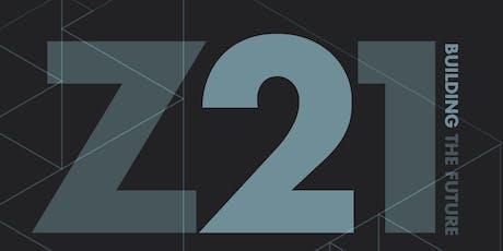 Z21 Innovation Fund: Information Session tickets