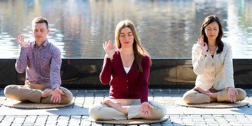 Falun Gong Meditation Workshop - July 2019