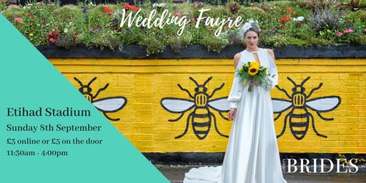 Etihad Stadium Wedding Fayre
