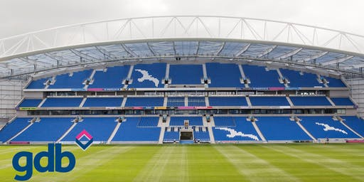 gdb Stadium Tour & Lunch Hosted by Sodexo Prestige and Brighton & Hove Albion FC