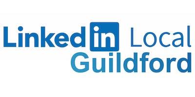 LinkedIn Local Guildford October Meeting