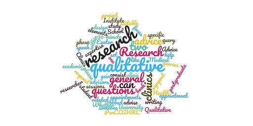 Qualitative Research Advice Clinic