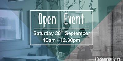 UTC Warrington Saturday Open Morning
