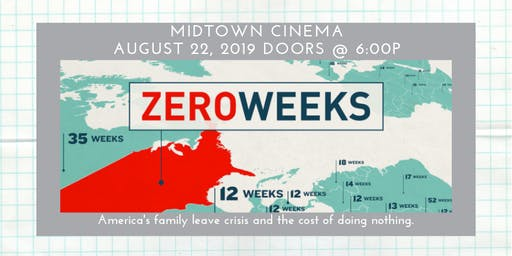 Zero Weeks Free Movie Screening