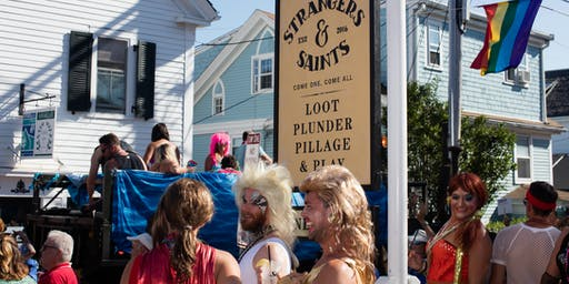 Strangers & Saints 2019 Carnival Parade Viewing Party
