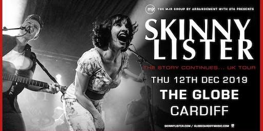 Skinny Lister (The Globe, Cardiff)