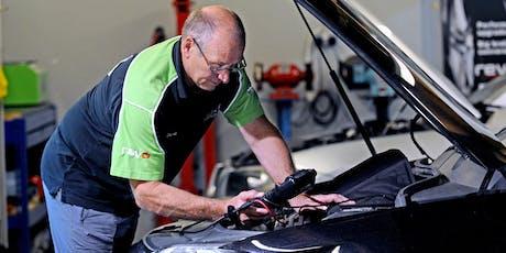 Vehicle Diagnostics, Principles, Procedures & Tools tickets