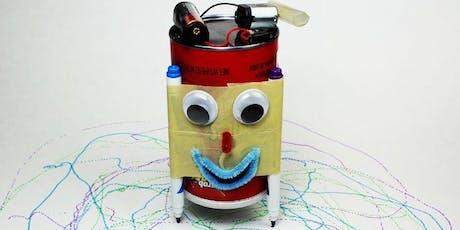 Art Bot STEM Workshop tickets