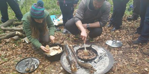Wild harvesting & cookery