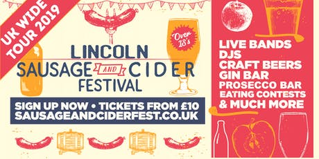 Sausage And Cider Fest - Lincoln tickets