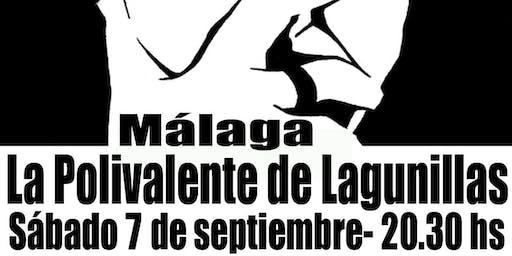 LOS SABINEROS regresan a Málaga, Sala Polivalente!!