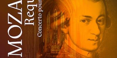 MOZART Requiem - Concerto pour clarinette - Cathédrale de Liège