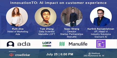 InnovationTO: Impact of AI in Customer Experience within Insurance tickets