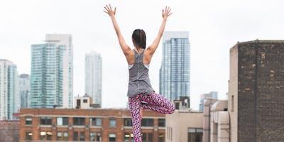 Yoga on the Terrace - August