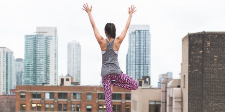 Yoga on the Terrace - August tickets