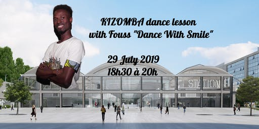 Kizomba dance Class / Cours d'Initiation at station F