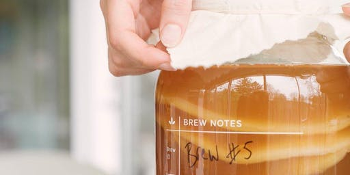 Kombucha for professionals in the drinks and food industry