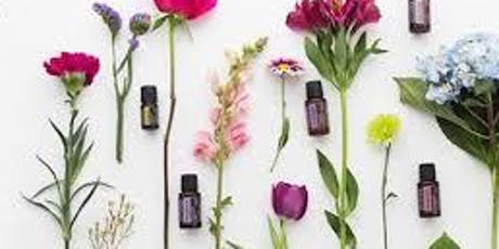 Supporting Health Naturally with Essential Oils  tickets