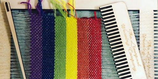 PRIDE - Weave an LGBT Flag