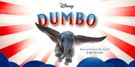 DUMBO	   Certificate PG  2019 ‧ Fantasy/Adventure ‧ 1h 52m tickets