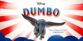DUMBO       Certificate PG  2019 ‧ Fantasy/Adventure ‧ 1h 52m