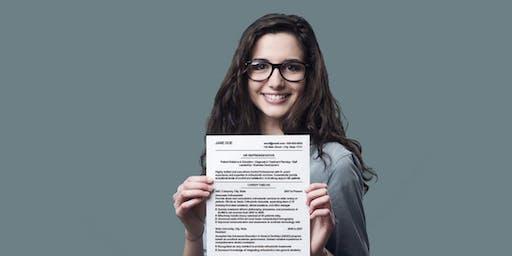 Resume Preparation Assistance for DeKalb Works Youth 18- 24
