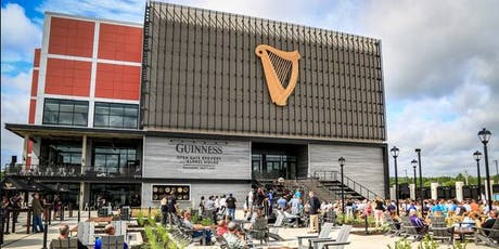 Guinness Brewery: Plano-Coudon Speakers, Networking, Tour, Food and Beer. tickets