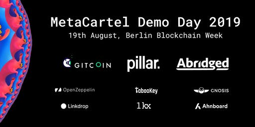 DApp Developers Workshop Bootcamp (MetaCartel Demo Day)