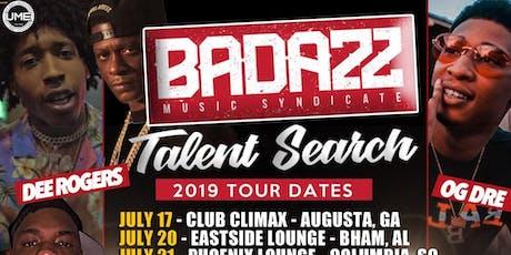 BADAZZ ENTERTAINMENT  TOUR tickets