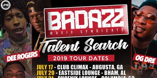 BADAZZ ENTERTAINMENT  TOUR