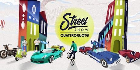 Street Show biglietti