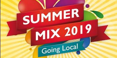 Summer Mix 2019 -Efford Youth Centre Summer Programme.