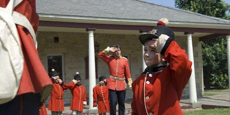 A Day in a Soldier's Life | Une journée dans la vie d'un soldat tickets