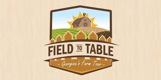 Field to Table - Georgina Farm Tour