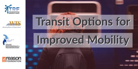 Transit Options for Improved Mobility tickets