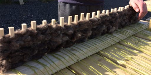 Peg Loom Weaving