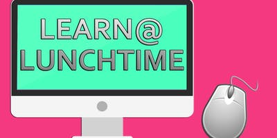 Learn @ Lunchtime: Keep your email under control