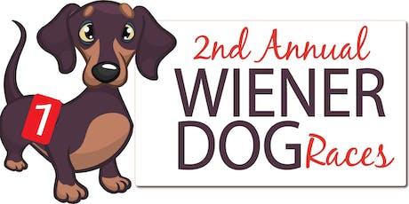 Wiener Dog Races 2019 at Clinton Raceway tickets