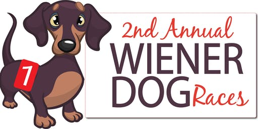 Wiener Dog Races 2019 at Clinton Raceway