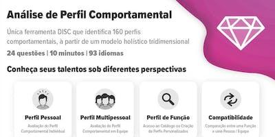 FORMAÇÃO EM ANALISE COMPORTAMENTAL EXTENDED DISC